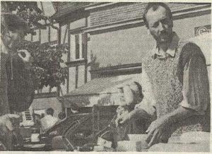 Bund Naturschutz Öko-Marktfest September '93